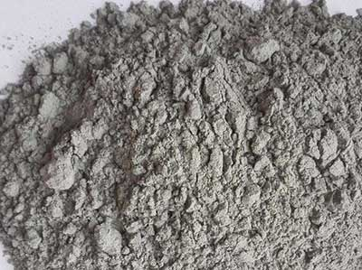 Fly ash for PPC manufacturing.