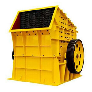 Hammer crusher for cement plants.