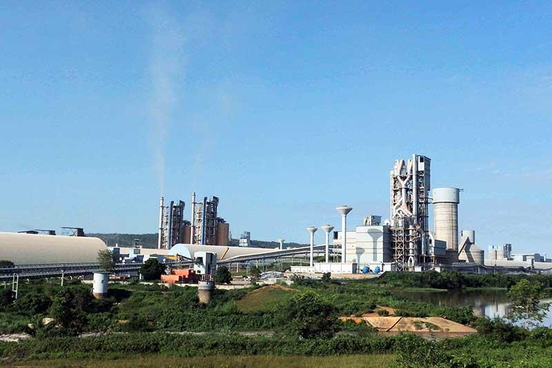 AGICO built large cement plant