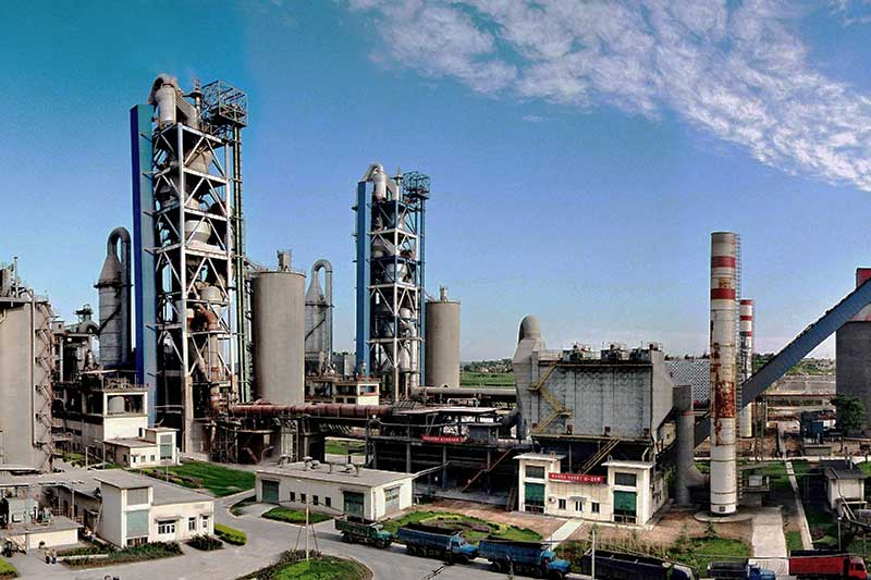 AGICO portland cement plant.
