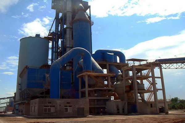 4000t/d Dongxin Cement Plant