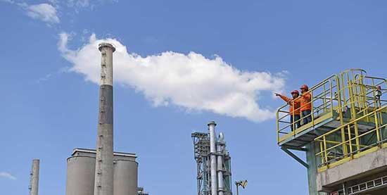 AGICO cement plant construction