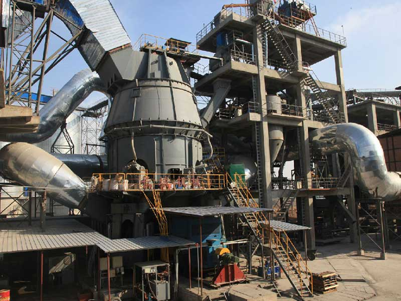 vertical roller mill in cement plant