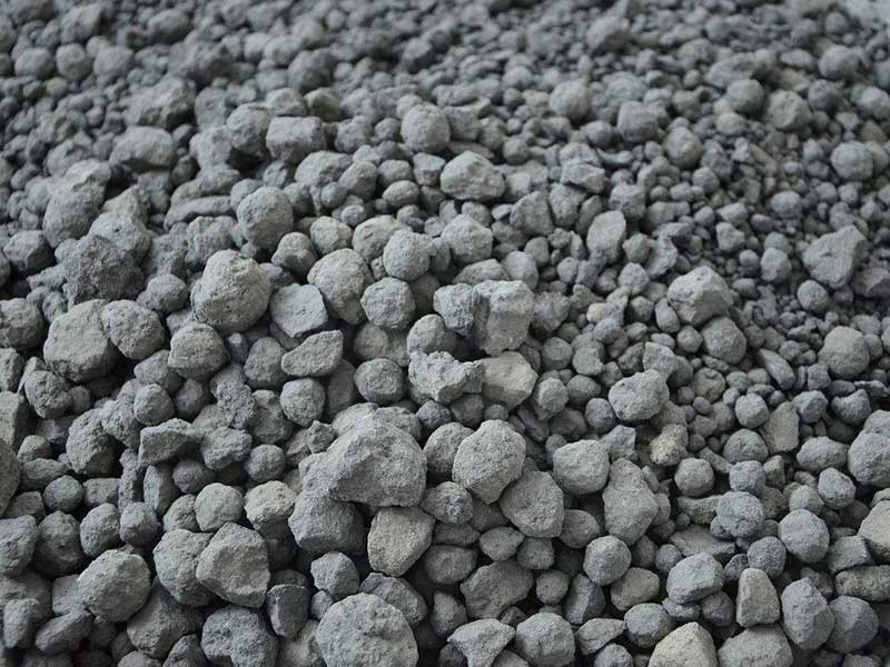 cement clinker quality control