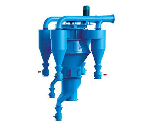 AGICO t-separation cement mill separator.