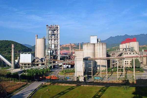 cement production plant 4500tpd