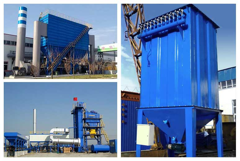 AGICO built pulse jet baghouse projects