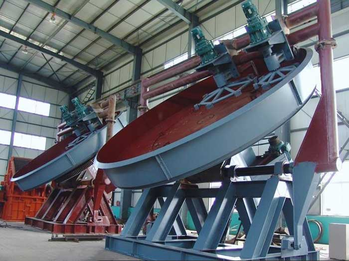 Disc pelletizers for sale
