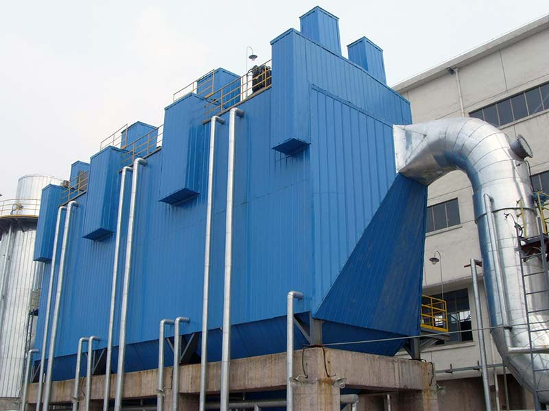 The large esp in power plant